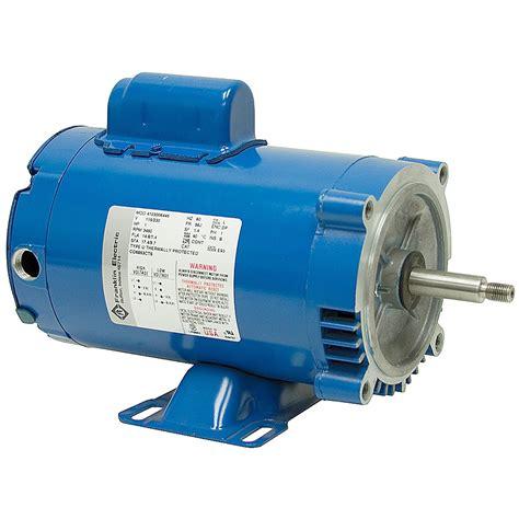Franklin Electric Motors 1 hp 3450 rpm 115 230 vac franklin electric motor