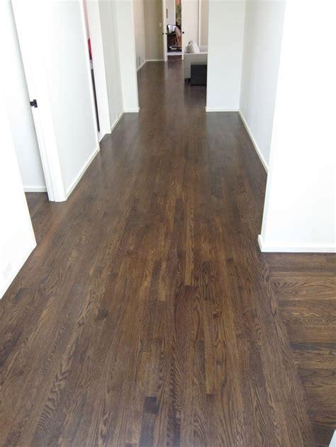 ninos hardwood floors hallway job    hardwood