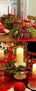 27, Gorgeous, Diy, Thanksgiving, U0026, Christmas, Table, Decorations, U0026, Centerpieces