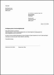 Kündigung Mietverhältnis Frist : k ndigung f r vereinsmitgliedschaft kostenlos als pdf ~ Lizthompson.info Haus und Dekorationen
