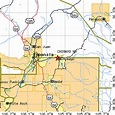 30 Chimayo New Mexico Map - Maps Database Source