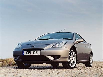 Celica Toyota 2002 2006 2003 Japan Coupe