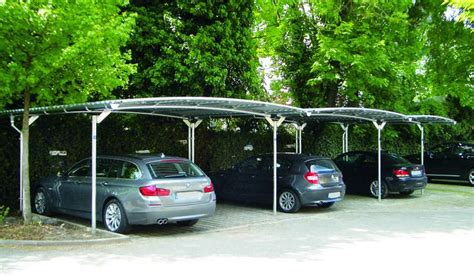 Bwa Bausystem® Carport  Carports  Überdachungen Für Pkw