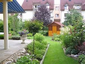 Gartengestaltung Böschung Gestalten : beetgestaltung mit hochstammrose zeigt her eure fotos mein sch ner garten forum ~ Markanthonyermac.com Haus und Dekorationen