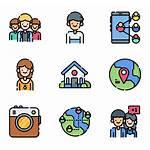 Social Icons Icon Svg Flaticon Vector Psd