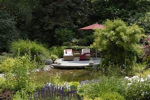 Garten Mit Teich : typus geniesser zinsser gartengestaltung schwimmteiche und swimmingpools ~ Buech-reservation.com Haus und Dekorationen
