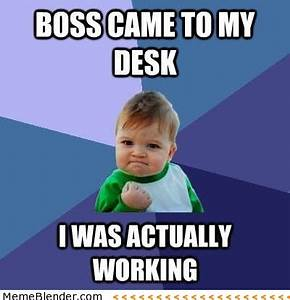 HILARIOUS MEMES ABOUT WORK image memes at relatably.com