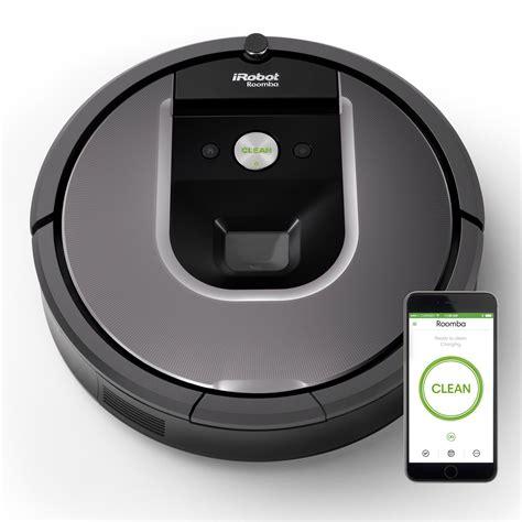 Amazoncom Irobot Roomba 960 Robotic Vacuum Cleaner Home