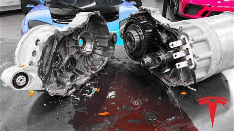 Let's look at the guts of a Tesla motor: Electric ...
