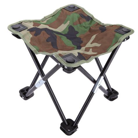 siege pliant portable camouflage chaise de cing promotion achetez des