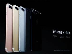 As it happened: Apple launches the iPhone 7, iPhone 7 Plus ...