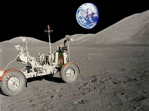 Land Rover Moon (page 3) - Pics about space