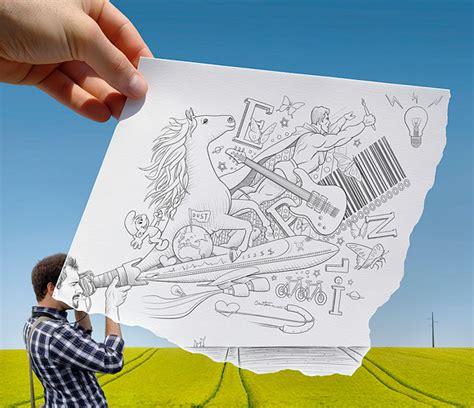 человек и техника рисунки