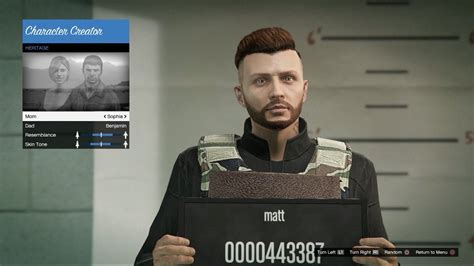How To Change Your Characters Appearance On Gta 5 Online