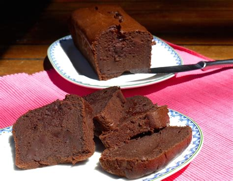 cuisine recette dessert gateau au chocolat minceur