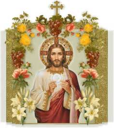 The Real Presence of Christ in Eucharist