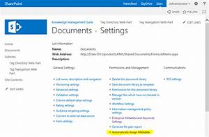How to fix the sharepoint list view threshold using metadata for Document management system metadata