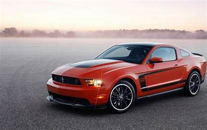 Mustang Boss Ford Wallpapers 302 Cars