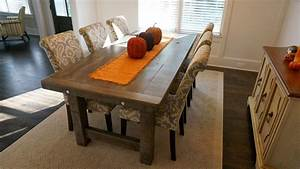 rustic farm dining room table the uniqueness and the With rustic farmhouse dining room tables