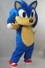 Sonic the Hedgehog Mascot Costume Video Suit Character ...
