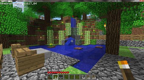 Garden Decoration Minecraft by Minecraft Ideas Watergarden Kevin Manus