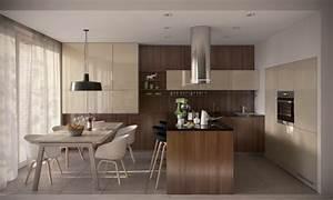 Küche Und Esszimmer : einrichtung im esszimmer 25 gestaltungsideen der essdiele ~ Markanthonyermac.com Haus und Dekorationen