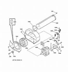 Ge Electric Dryer Motor Parts
