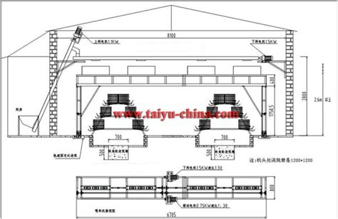 Layer Egg Chicken Cage  Poultry Farm House Design