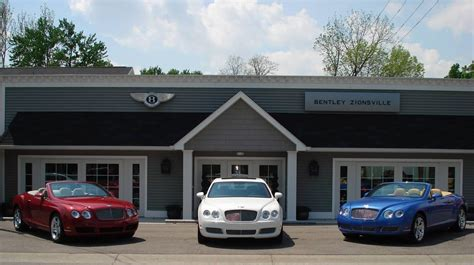 Bentley Zionsville