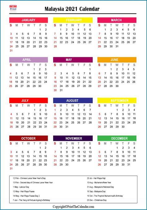 malaysia holidays   calendar  malaysia holidays