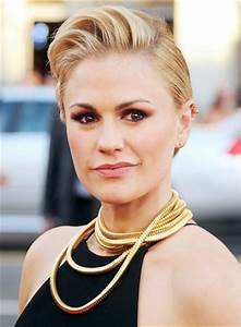 Celebrities Hairstyles: Anna Paquin Hairstyles 2017