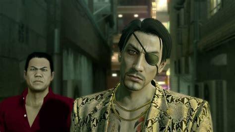 yakuza kiwami  gameplay trailer news game  run