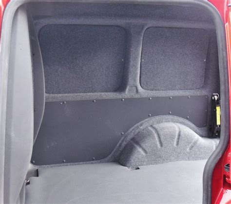 caddy interieur vw caddy interior insulated and carpeted vw caddy