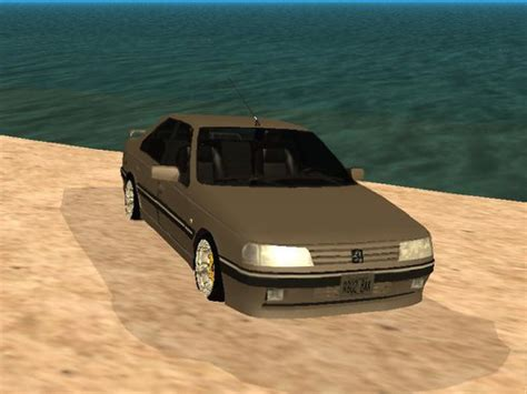 Peugeot Sa by Gta San Andreas Peugeot Mods And Downloads Gtainside