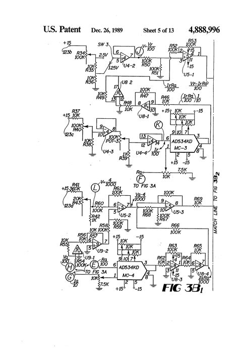 patent us4888996 dc motor operated valve remote monitoring system patents