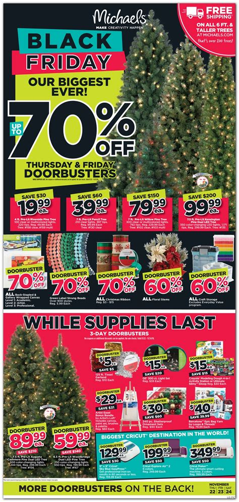 augusta cashmere pine michael s black friday ads sales doorbusters and deals 2018 couponshy