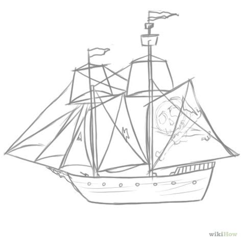 How To Draw A Pirate Boat by 336 Best Barcos Images On Sailing Ships