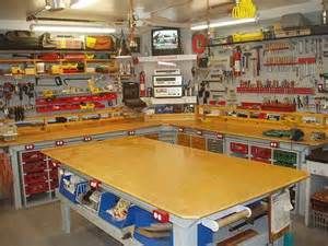 Pics For > Home Workshop Layout Ideas