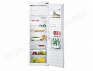 Refrigerateur Encastrable 1 Porte : hotpoint ariston zsb1801aa pas cher r frig rateur ~ Dailycaller-alerts.com Idées de Décoration