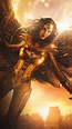 #324272 Wonder Woman 1984, Gold Armor, Gal Gadot, 4K phone ...