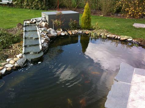 construction d un bassin koi