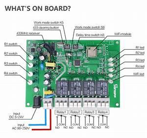 Sonoff 4ch Pro  R2  User Guide  U2013 Ewelink