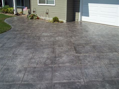 stained black concrete driveway   Google Search   NEW