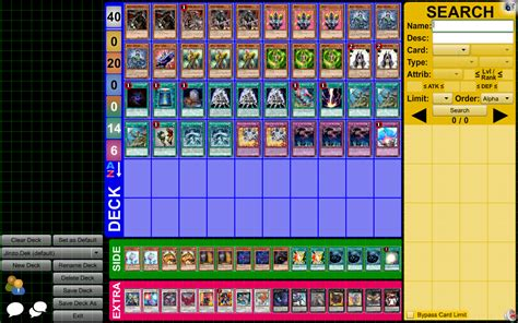 Tcg Deck List 2015 by Jinzo Dek Tcg Jan 2015 Pojo Forums