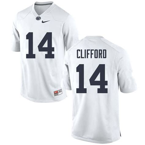 Men #14 Sean Clifford Penn State Nittany Lions College ...