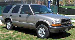 2005 Chevrolet Blazer Ls Fleet