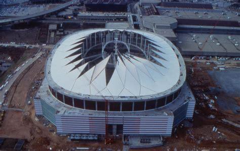 Georgia Dome | Thornton Tomasetti