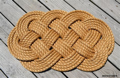 Large Doormat by Nautical Rope Doormat Welcome Mat Large 19 X