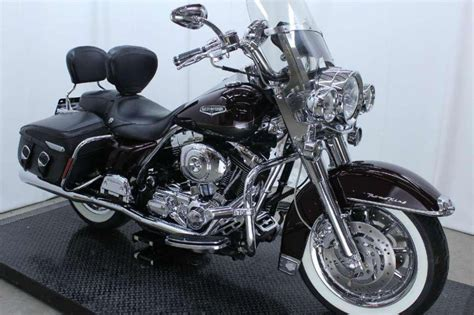 2005 Harley Davidson Road King For Sale by 2005 Harley Davidson Flhrci Road King Classic For Sale On