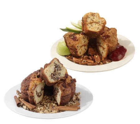 30 boston coffee cake coupons now on retailmenot. Boston Coffee Cake Set of 2 Cakes- Cinnamon Walnut and Caramel Apple - Page 1 — QVC.com